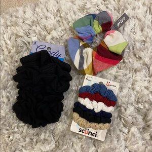 15 scrunchies bundle
